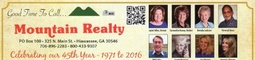 Mountain Realty - Janet Allen, Owner
