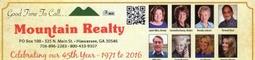 Mountain Realty - Janet Allen, Owner