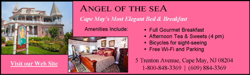 Angel Of The Sea Bed & Breakfast