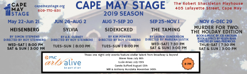 Cape May Stage Inc.