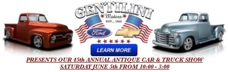 Gentilini Ford Inc.