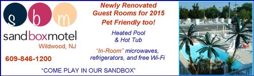 Sand Box Motel