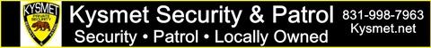 Kysmet Security & Patrol
