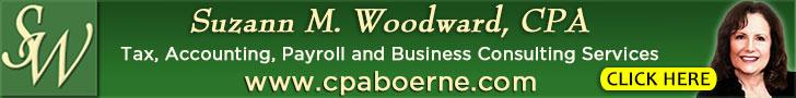 Woodward,  Suzann M. CPA