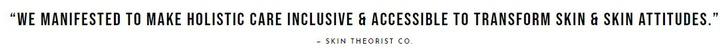 Skin Theorist Co.