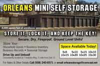 Orleans Mini Self Storage