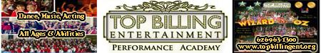 Top Billing Entertainment Performance Academy