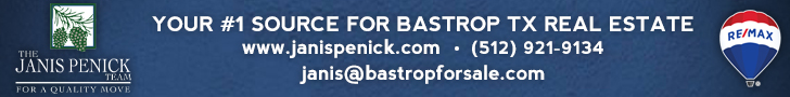 RE/MAX Bastrop Area - The Janis Penick Team