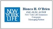 New York Life Insurance Company (Bianca O'Brien)