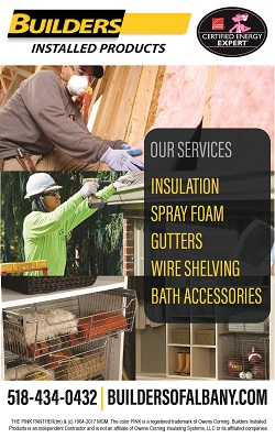 Builders Installed Products