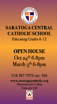 Saratoga Central Catholic High School