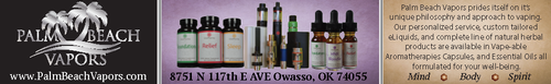 Palm Beach Vapors-Owasso