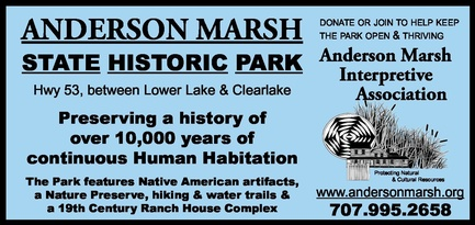 Anderson Marsh Interpretive Association