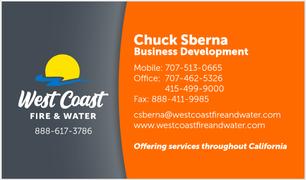 West Coast Fire & Water