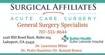 Surgical Affiliates of California