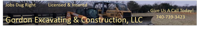 Gordon Excavating & Construction, LLC
