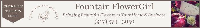 Fountain FlowerGirl