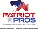 Patriot Pros Plumbing, Drains, Heating and Air, and Electric