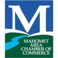 Mahomet, IL Area Chamber of Commerce Member Badge
