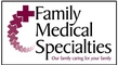 Family Medical Specialties