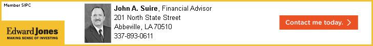 Edward Jones  - John Suire (Financial Advisor)