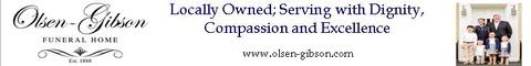 Olsen-Gibson Funeral Home