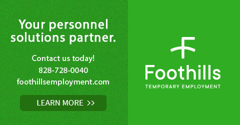 Foothills Temporary Employment