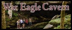 War Eagle Cavern on Beaver Lake