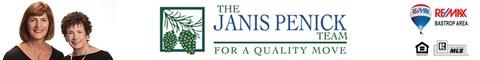 The Janis Penick Team, RE/MAX Bastrop Area