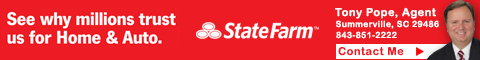 State Farm Insurance - Tony Pope Agent