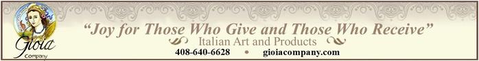 Gioia Italian Art and Products - Gioia Company