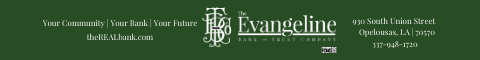 Evangeline Bank and Trust Company