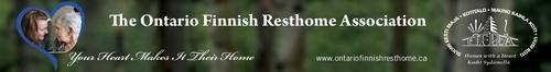 Ontario Finnish Resthome Association