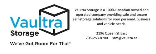 Vaultra Self Storage SSM Ltd