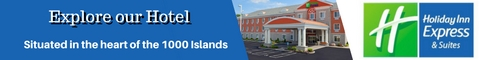 Holiday Inn Express & Suites 1000 Islands  Gananoque