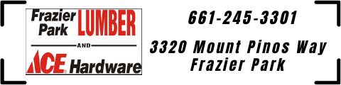 ACE / Frazier Park Lumber & Hardware
