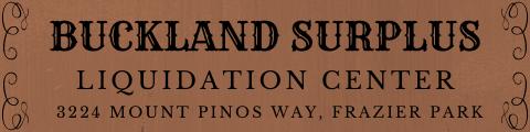 Buckland Surplus