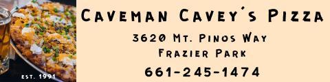 Caveman Cavey's Pizza, Inc