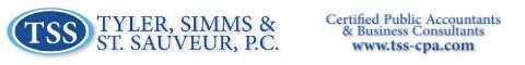 Tyler, Simms & St.Sauveur, CPAs P.C.