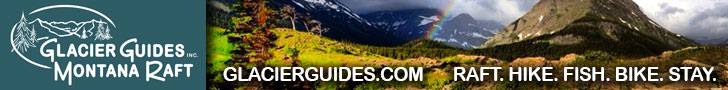 Glacier Guides and Montana Raft