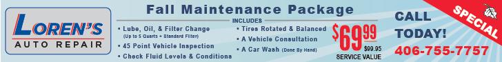 Loren's Auto Repair Inc