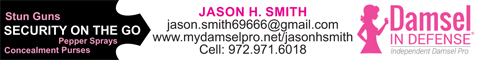 Damsel In Defense - Jason Smith