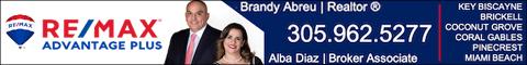 RE/MAX Advantage Plus Realtors® Alba Diaz | Brandy Abreu
