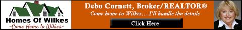 Homes of Wilkes-Debo Cornett - Realtor