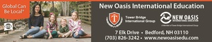 New Oasis International Education, a Member of Tower Bridge International Group