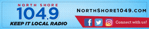 North Shore 104.9 - WBOQ