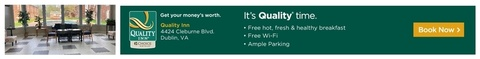 Quality Inn Dublin