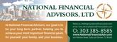 National Financial Advisors