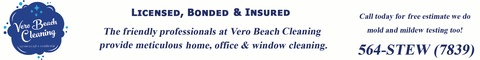 Vero Beach Cleaning
