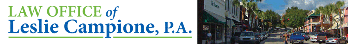 Leslie Campione, P.A., Attorney at Law